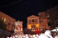20 Gennaio 2006 san Sebastiano davanti la chiesa di san Martino  - Acireale (2502 clic)