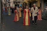 CORTEO STORICO MEDIOVALE X LE VIE DELLA CITTA' DI RANDAZZO 15 AGOSTO 2006  - Randazzo (5402 clic)