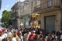 10 AGOSTO 2006 PROCESSIONE, DI  SAN SEBASTIANO  X  LE VIE DELLA CITTA'  - Palazzolo acreide (1754 clic)