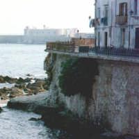 Lungomare di Ortigia (Siracusa)  - Siracusa (2852 clic)