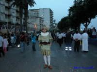 Festegiamenti in onore di San Vito  Giovedì 18/08/2005  - Mazara del vallo (3035 clic)