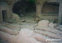 Catacombe paleocristiane (Foto concessa da Lillo Terranova)  - Naro (4781 clic)