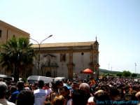 Tradizionali festeggiamenti in onore del Santo Patrono S.Calogero  - Naro (1923 clic)