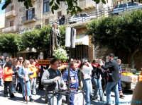 Tradizionali riti della Settimana Santa - Processione del Venerdì Santo  - Naro (5617 clic)