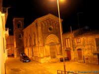 Naro di notte - Chiesa di Gesù Giuseppe e Maria  - Naro (4571 clic)
