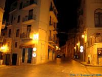 Naro di notte - Via Dante  - Naro (5196 clic)