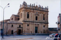 Chiesa di S.Agostino (Foto concessa da Lillo Terranova)  - Naro (2346 clic)