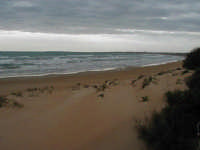 spiaggia  - Santa maria del focallo (6040 clic)