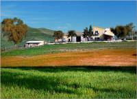 vista della campagna  - Valguarnera caropepe (3628 clic)