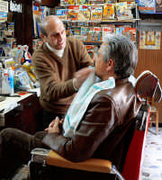 Nel barbiere del paese.  - Valguarnera caropepe (8897 clic)