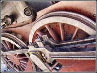 Locomotiva del 1911, giro turistico del Barocco Siciliano  - Siracusa (2195 clic)