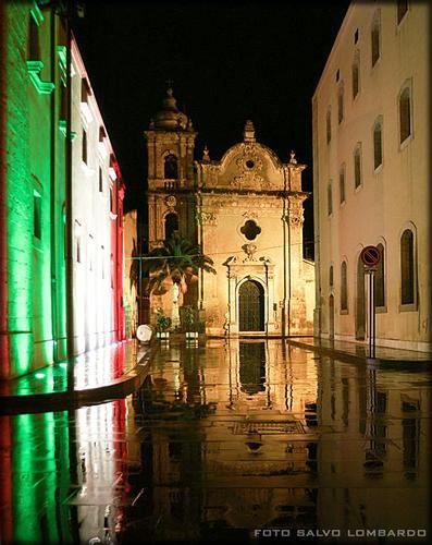Chiesa del SS Salvatore - LICATA - inserita il 23-Feb-11