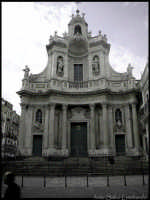 La collegiata  - Catania (2344 clic)