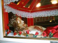 Venerdì Santo-Sera-Processione de Lu Signuri dentro l'Urna.  - Riesi (8560 clic)