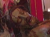 Venerdì Santo-Sera-Lu Signuri dentro l'Urna, rientrato nella chiesa del S.S.Crocifosso.  - Riesi (6957 clic)