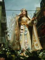 Domenica di Pasqua-Processione della Madonna della Pasqua  - Riesi (13628 clic)