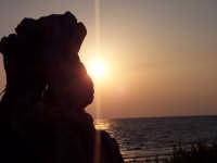 tramonto  - Cava d'aliga (2864 clic)
