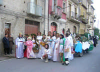 le Ragazze del Carnevale 2006...  - Novara di sicilia (8136 clic)