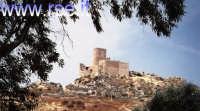 castello chiaramonte-cartolina tabacchi cantavenera riv.7  - Palma di montechiaro (7737 clic)