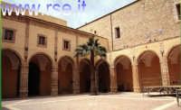 palazzo degli scolopi(atrio)-cartolina tabacchi cantavenera  - Palma di montechiaro (5358 clic)