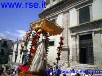 madonna del castello in processione -foto vinciguerra stefano g.  - Palma di montechiaro (3474 clic)