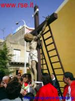 venerdi santo-cristo crocifisso-foto vinciguerra stefano g.  - Palma di montechiaro (9550 clic)