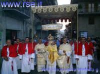 processione corpus domini-foto vinciguerra stefano g.-RSE  - Palma di montechiaro (10347 clic)