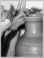 le ceramiche di caltagirone - Il vaso -   - Caltagirone (3738 clic)