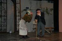 Compagnia Spettacolo  Carillon  Belpasso da:  U PIDUCCHIUSU  (tratto Dall'Avaro di Molière)  - Belpasso (1142 clic)