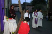 Momento della via  Crucis  vivente  - Belpasso (6792 clic)