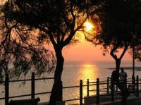 Torretta al tramonto  - Torretta granitola (3368 clic)