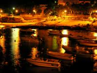 foto notturna  - Torretta granitola (4916 clic)