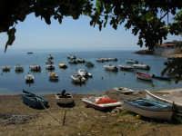 Porticciolo di Torretta,l'approdo dei marinai  - Torretta granitola (2989 clic)