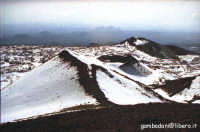 Crateri Silvestri  - Etna (2061 clic)
