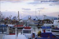 le barche con le Madonie sullo sfondo  - Porticello (3624 clic)