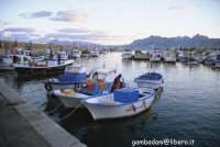 Grandangolo sul porto  - Porticello (4601 clic)