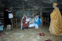 presepe vivente 2005: la grotta  - Monterosso almo (2732 clic)