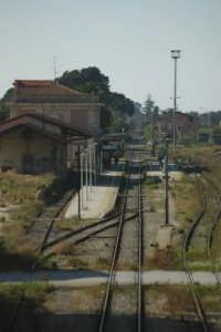 La stazione  - Vittoria (4037 clic)