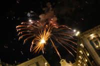 Sant'Agata 2006, fuochi d'artificio  - Catania (2736 clic)