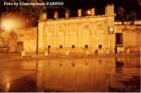 Fonte del Garì in via dei Mille VITTORIA Gianvincenzo ZARINO