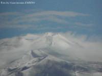 La cima dell'ETNA innevata.  - Catania (3293 clic)