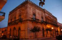 Ottocentesco palazzo Traina in via Rosario Cancellieri  - Vittoria (9091 clic)