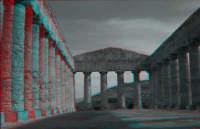 Interno del Tempio di Segesta  - Segesta (1783 clic)