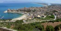 vista panoramica del bel vedere sulla ss.187  - Castellammare del golfo (8845 clic)