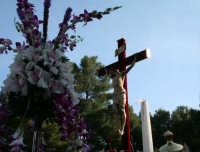 Processione della Via Crucis edizione del 2007 Crocifisso  - Buseto palizzolo (2030 clic)