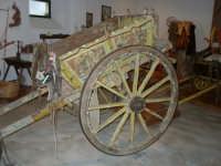 carretto siciliano (all'interno del Museo della civilta' contadina)  - Buseto palizzolo (5070 clic)