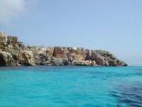 Lo spettacolo dei colori del mare  - Favignana (5929 clic)