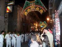 Festivity of Saint Angel Fête de Saint Ange Festlichkeit des Heiliger Angelus Fiesta de San Angel Festa di Sant'Angelo - 5 maggio - Processione del Fercolo per le vie della città  - Licata (3658 clic)