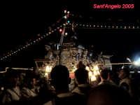 Festivity of Saint Angel Fête de Saint Ange Festlichkeit des Heiliger Angelus Fiesta de San Angel Festa di Sant'Angelo - 4 maggio - Urna di Sant'Angelo prelevata dal peschereccio  - Licata (3715 clic)