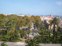 Vista panoramica dal palazzo dei Normanni. PALERMO Luisa Cardali